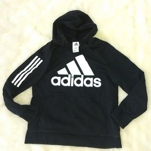 ADIDAS HOODIE PULLOVER SIZE 18/20